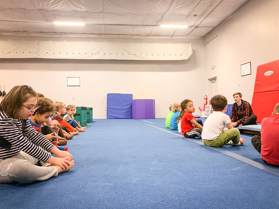 NeoMotion Tricking Kids Gymnastics Marti