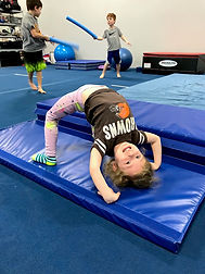 NeoMotion Tricking Kids Gymnastics Martial Arts Avon Lake Mentor Ohio Ninja Warrior Open Gym