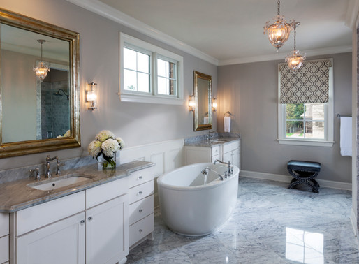 How To Make Any Bathroom Feel More Luxurious