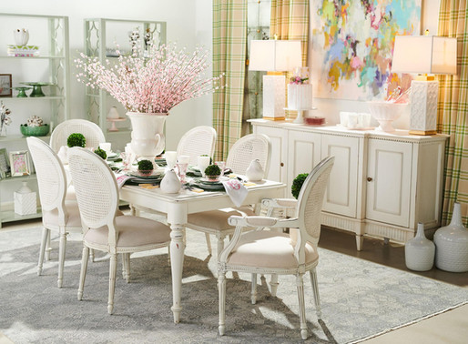 The Disappearing Dining Room