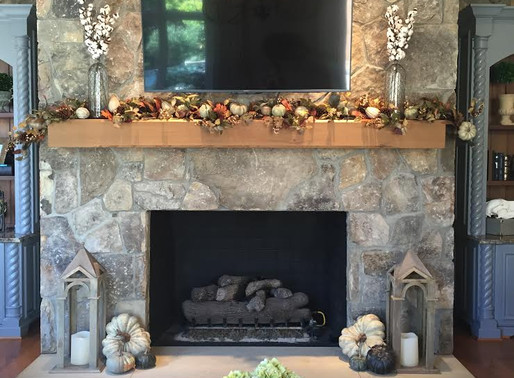 How To: Decorate Your House For Fall