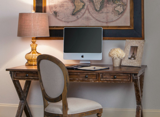 Designing an In-Home Office: How to Boost Creativity While Maintaining Functionality