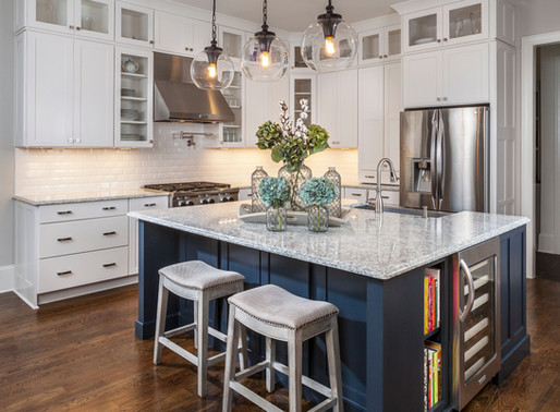 Introducing Color to Your Cabinetry
