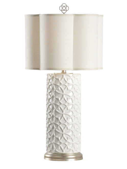 Frosted Table Lamp