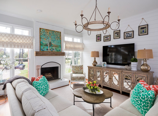 Light it Up - How To: Make an Impact Against Low Ceilings With Lighting
