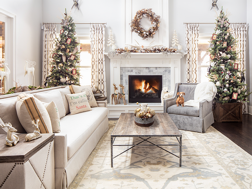 Decking Your Halls For The Holidays