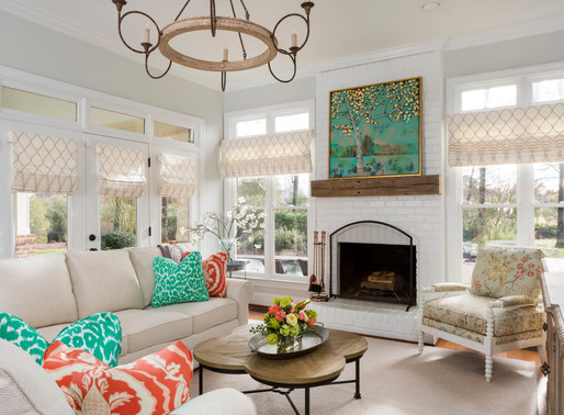 Lauren Nicole Designs Featured as Houzz's Room Of the Day