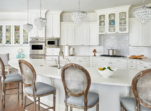 As Seen on Traditional Home: Kitchen Refresh