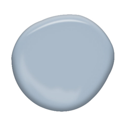Hampton Blue by Magnolia Paint Co, Benjamin Moore