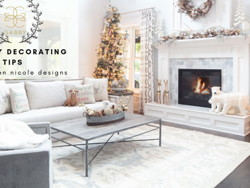 As Seen On Gabby: 10 Tips for Family-Friendly Holiday Decorating