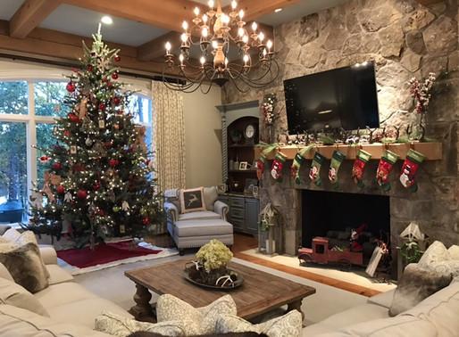 Holiday Seasonal Scape Challenge
