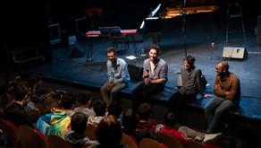 Concert-rencontre avec le Raoul Jazz Clan [COLLEGE - DEPLO]