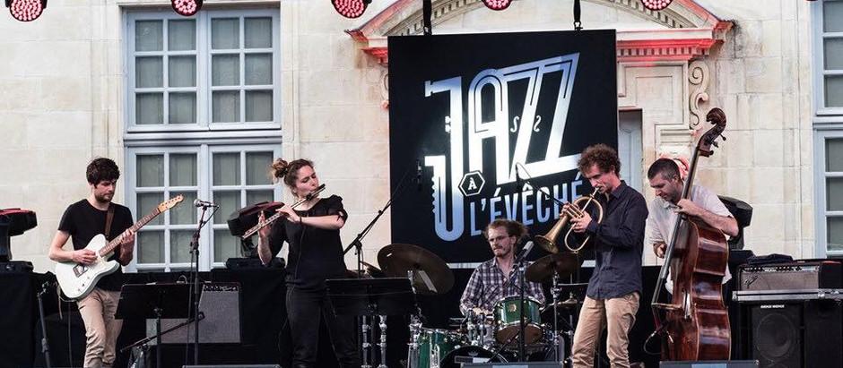 Kaplaa • Jazz à l'évêché