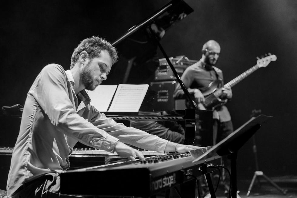 2019 03 14  Raoul Jazz Clan - photos Rem