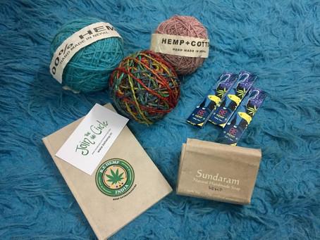 B.E. Hemp India / Organic hemp products