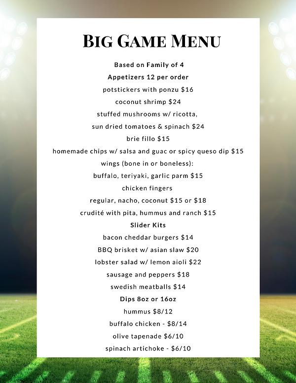 Superbowl menu.png