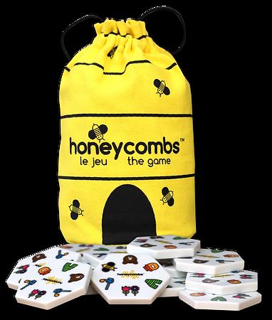 Honeycombs game