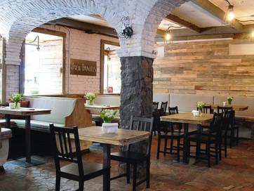«Каркас»: ресторан от шефа