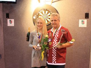 Lavrentjeva, Strēlis un Buļko kļūst par Liepājas čempioniem