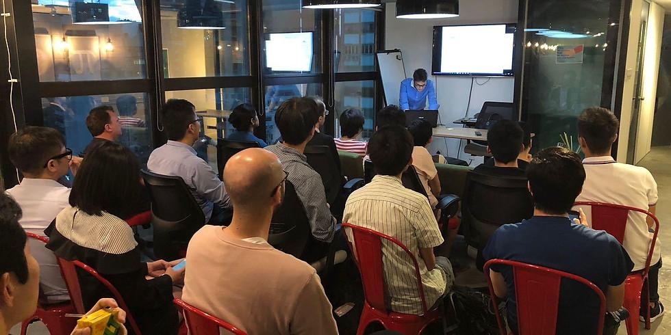 HK Machine Learning Meetup Season 1 Episode 3