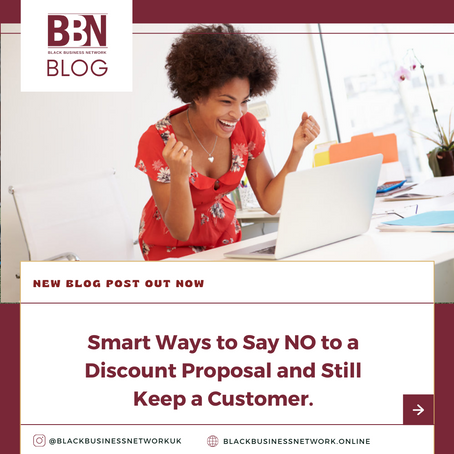 Smart Ways to Say NO to a Discount Proposal and Still Keep that Customer.