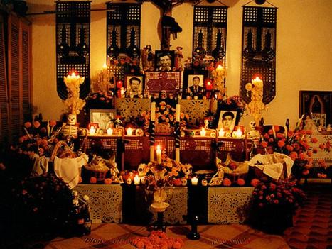 Día de Los Muertos: Connecting to your loved ones and Ancestors