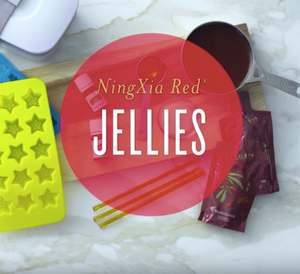 NingXia Red Jellies Recipe