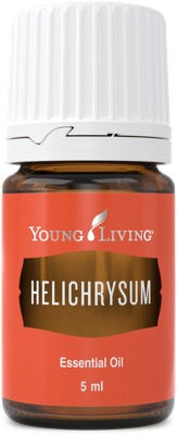 Young Living helichrysum therapeutic food grade essential oil