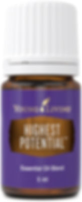 Young Living highest potential therapeutic food grade essential oil