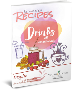 Drinks with Essential Oils