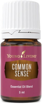 Young Living common sense therapeutic food grade essential oil