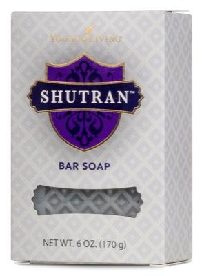 Shutran Bar Soap Young Living Australia
