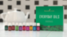 Young Living Everyday Oils Kit Australia