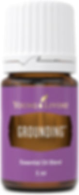 Young Living grounding therapeutic food grade essential oil