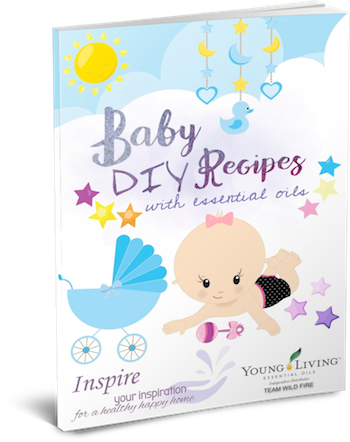 Inspire - Baby DIY Recipes Book 350px