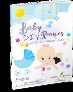 Inspire - Baby DIY Recipes Book 350px