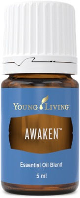 Young Living Awaken therapeutic food grade essential oil