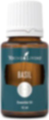 Young Living basil food grade essential oil