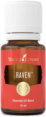 Young Living raven essential oil Australia