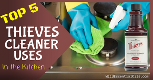 Thieves Household Cleaner Uses