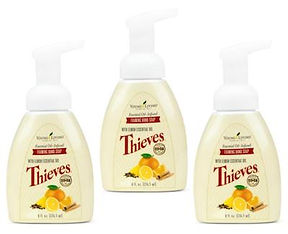 Young Living Thieves Foaming Soap