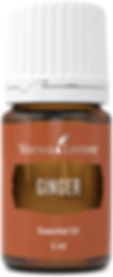 Young Living ginger food grade essential oil Australia