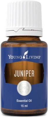 Young Living Juniper therapeutic food grade essential oil