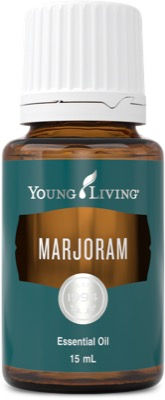 Young Living marjoram food grade essential oil