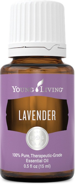 Lavender essential oil Young Living Australia