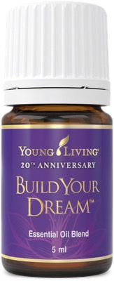 Young Living Build Your Dream therapeutic food grade essential oil