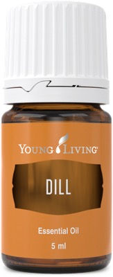 Young Living dill food grade essential oil