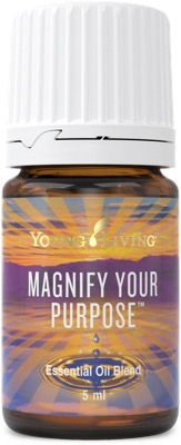 Young Living Magnify Your Purpose essential oil Australia