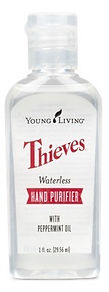 Thieves Waterless Hand Sanitiser Australi