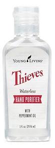 Thieves Waterless Hand Purifier Australia